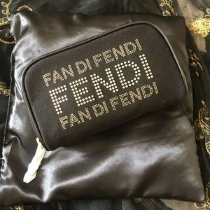 FENDI Zippered Bag